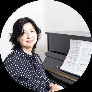 Klavierlehrerin