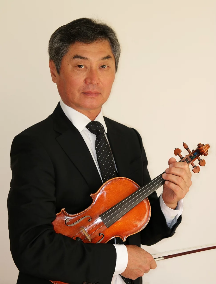 Foto Vladimir Shim, Lehrerin Musikschule Virtuose Essen